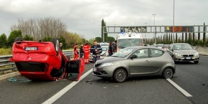 Despagubiri accidente rutiere peste hotare